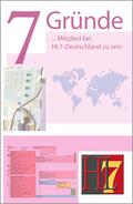HL7 Informationsflyer